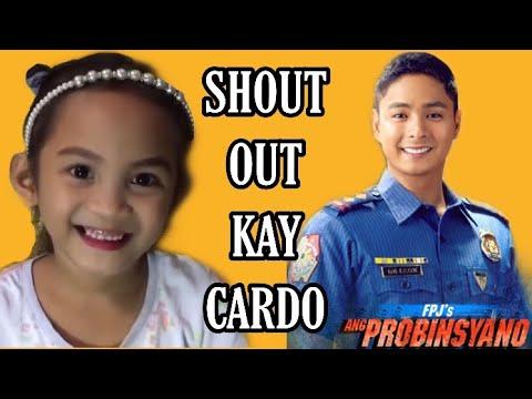 SHOUT OUT KAY CARDO DALISAY! (Ang Probinsyano) NITCH