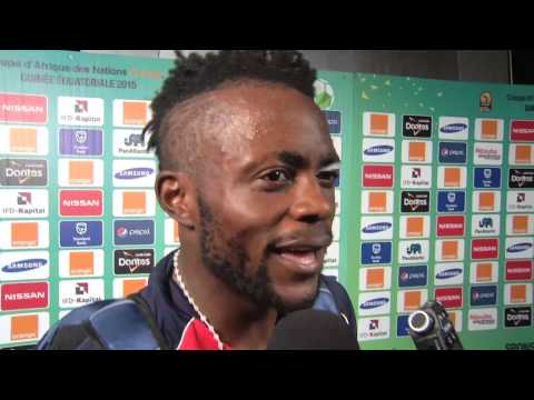 Post-match Interview: DR Congo players - Orange Africa Cup of Nations, EQUATORIAL GUINEA 2015