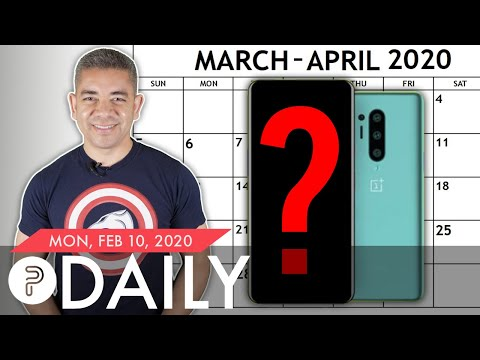OnePlus 8 Pro Leaks: EARLIER than Expected?!