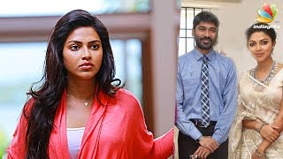 Amala Paul : Dhanush Was Against Giving Divorce To Director Vijay | Latest Tamil Cinema News