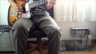 samurai champloo ED shiki no uta guitar cover