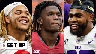 Who will be the most impactful NFL rookie in 2020? | Get Up
