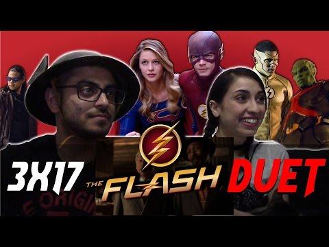 The Flash - 3x17 Duet - Nahid n Rana React!