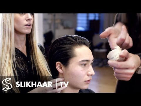 Medium Long Men's Hair - Sleek Classic Hairstyle For Men