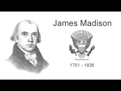 James Madison ***