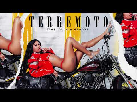 Lia Clark - Terremoto (feat. Gloria Groove) [Áudio Oficial]