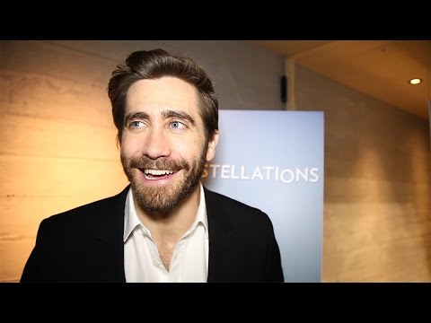 Jake Gyllenhaal and Ruth Wilson Celebrate the Broadway Opening of Constellations