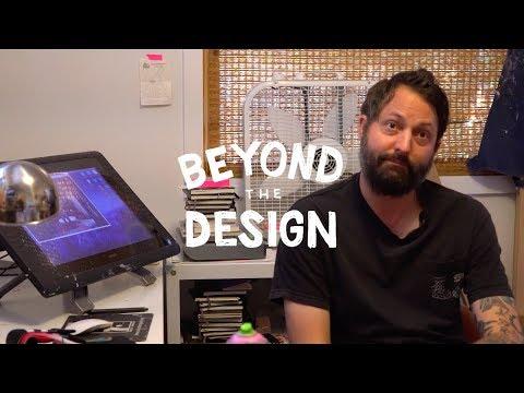Beyond The Design: Jay Howell for Stance Skateboarding