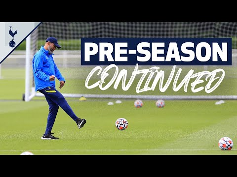 Nuno prepares for first Spurs game | Behind-the-scenes from Hotspur way