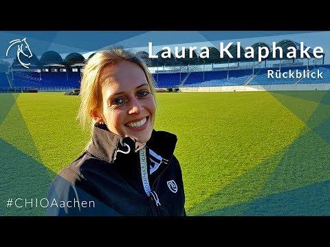 Laura Klaphakes CHIO Aachen Rückblick
