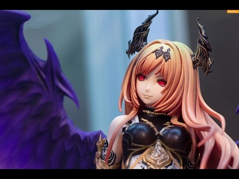 Kotobukiya Dark Angel Olivia Unboxing/Review