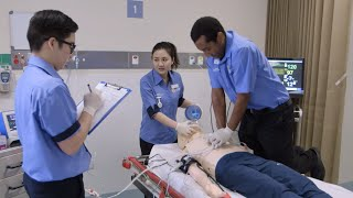 Become a nurse - study a Master of Nursing