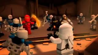Lego Ninjago Серия 2 Битва В Горах