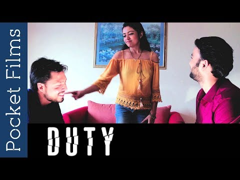 Lunch with Friend & His Wife Turns into A Tragedy - Thriller Short Film - Duty thumbnail