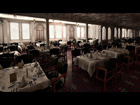 TITANIC - Unreal Engine 4 Demo Gameplay (Photo Realistic Gra