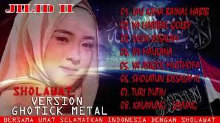 Download lagu nissa sabyan - sholawat Versi Gothic Metal