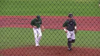 NCAA D1 Baseball: Binghamton University @ Northwestern State University ... 2-17-18