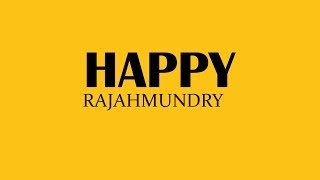 Pharrell Williams - HAPPY (Rajahmundry,india)