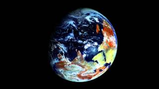 Russian video of Earth from Space 2015