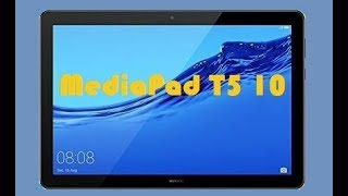 Огляд Huawei MediaPad 10 T5