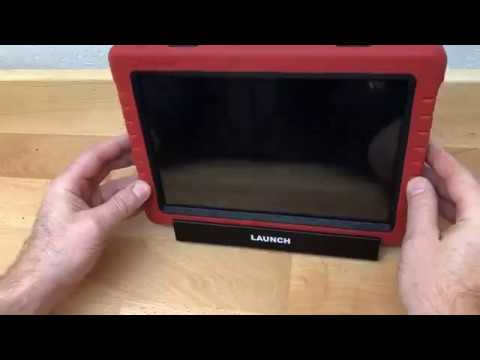 unboxing launch x431 pro 4 vehicle diagnostic tool youtube. Black Bedroom Furniture Sets. Home Design Ideas
