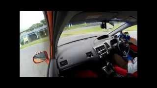 FD2 シビック Hパターン ドグミッションの車内音