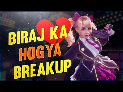 Biraj Ki Girlfriend Ne Diya Dhoka || Free Fire || Highlights
