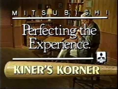 KINERS KORNER/GARY CARTER JUNE 5TH 1987