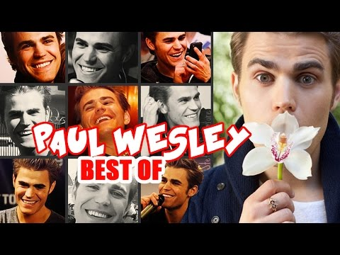 Paul Wesley  Best of Funny moments ❤