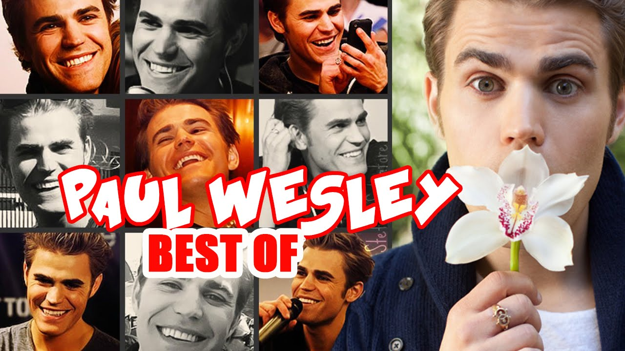 Paul Wesley | Best of Funny moments ❤