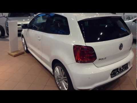 2013 VW Polo Blue GT 1.4 TSI 210 Km/h 130 mph * see also Playlist