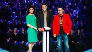 СуперИнтуиция   Сезон 2   Надежда Матвеева и Дмитрий Танкович    выпуск 17   29 12 2016