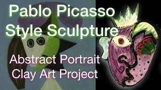 Art Class Lesson Plan - Picasso Portrait