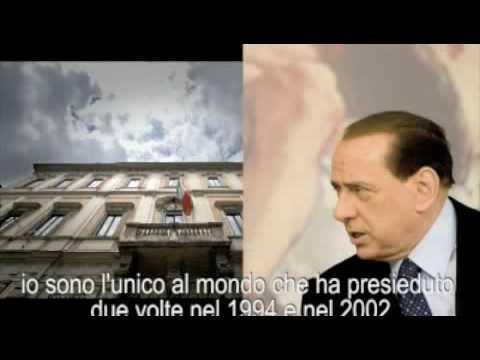 Berlusconi D'Addario 2 ultime registrazioni pubblicate da L'Espresso