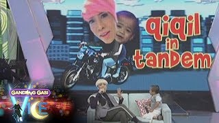 Video GGV: 'Gigil' in Tandem talks about fake news download MP3, 3GP, MP4, WEBM, AVI, FLV November 2017