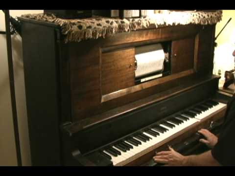 Oh! You Beautiful Doll Player PIano Roll - YouTube - photo#2