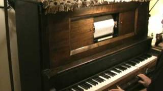 Oh! You Beautiful Doll Player PIano Roll