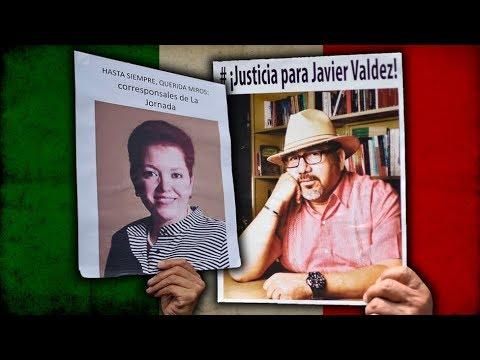 Morir por informar: la muerte de periodistas en México - DOCUMENTAL BBC MUNDO