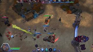 Heroes of the Storm: Raynor - Haunted Mines #501
