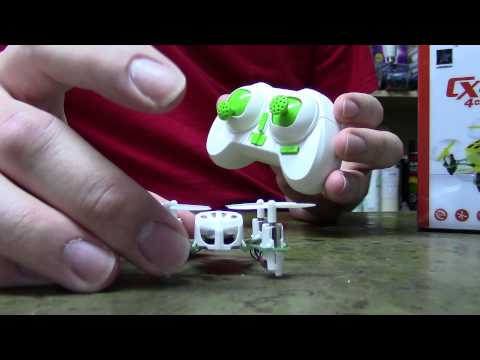 Cheerson CX-11 Nano Quadcopter Review