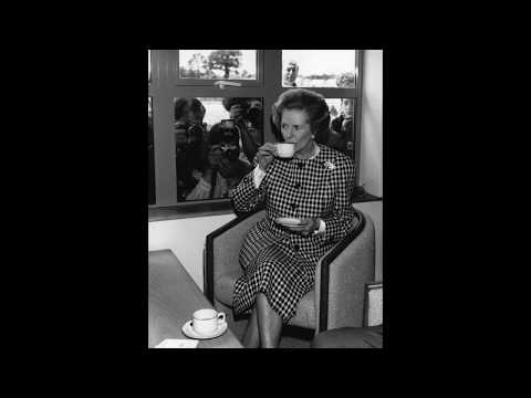 Margaret Thatcher Q & A In America (early 1990s)