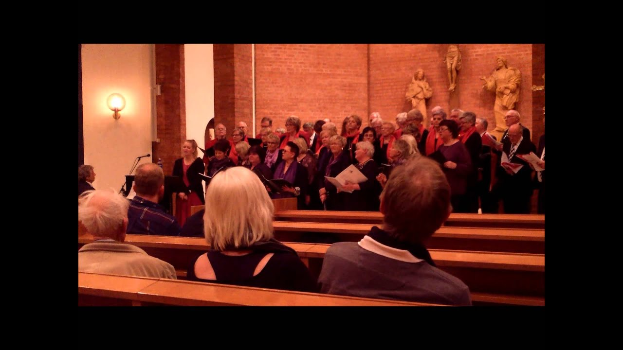 Justine Maria Aase Glade jul 2014, Christmas Song 2014 - YouTube