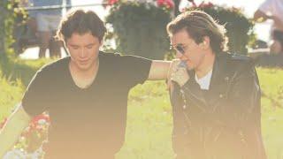Marcus & Martinus Performing ELEKTRISK at Allsang på Grensen