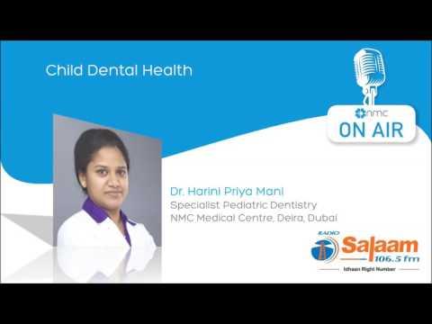 Child Dental Health [Tamil] - Dr. Harini Priya - Radio Salaam
