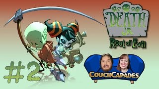 Death Jr. II: Root of Evil - Size Of Your... - #2: Couch Capades Let