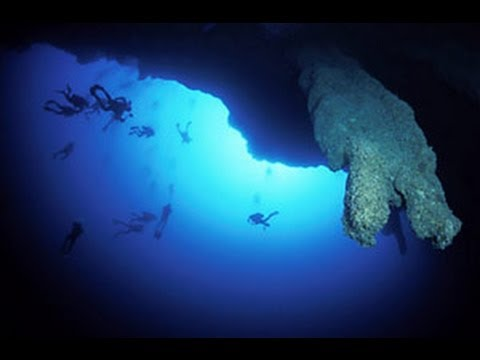Diving The Blue Hole in Belize - April 2013 Shot w/ GoPro ...