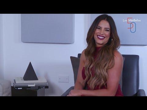 Gaby Espino habla de su noviazgo con Jaime Mayol