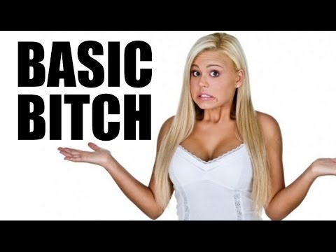 Thumbnail: 10 Signs You're a Basic Bitch in 2016