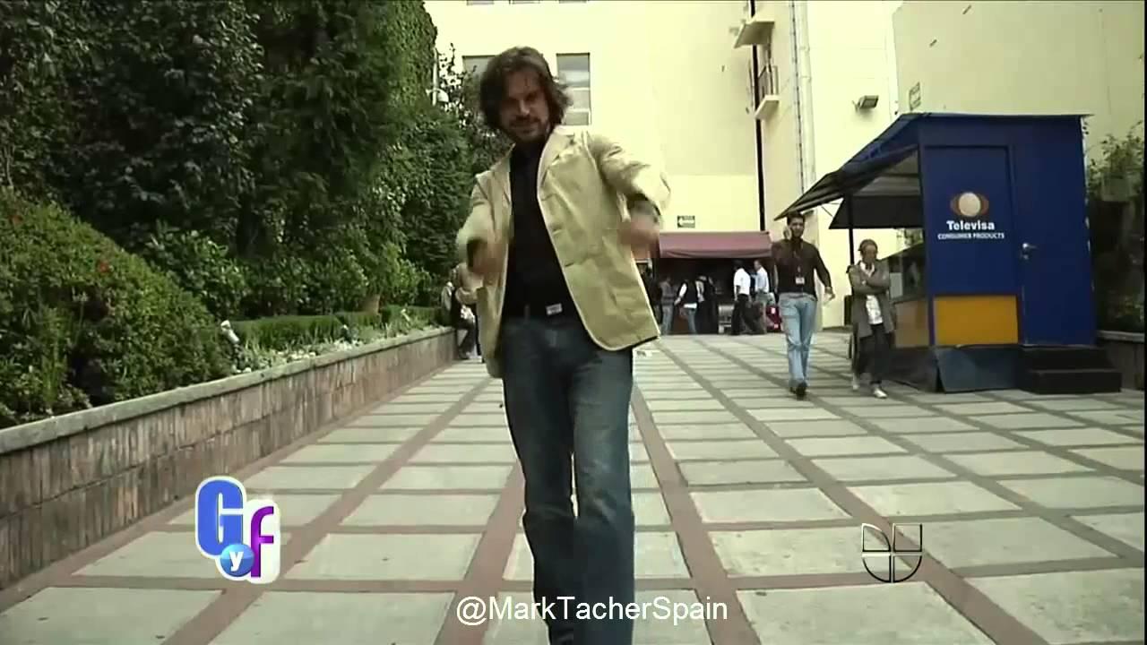 Mark Tacher, No Se Considera Sexy - Youtube-1914