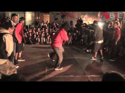 Mighty Zulu Kings Vs Brooklyn Zoo | Top 16  | TO THE POINTZ! | B-BOY NETWORK